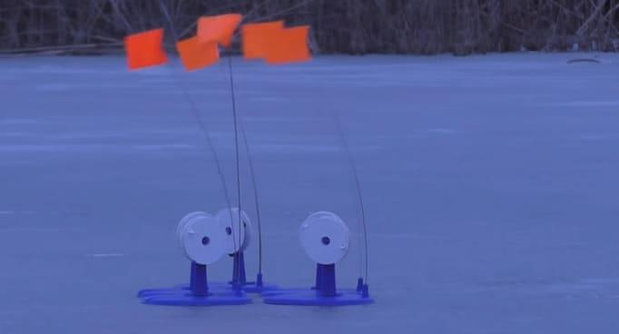 Ловля щуки на жерлицы зимой. Полезные советы