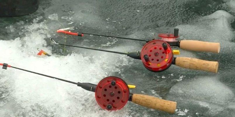 Удилище для зимней рыбалки виды