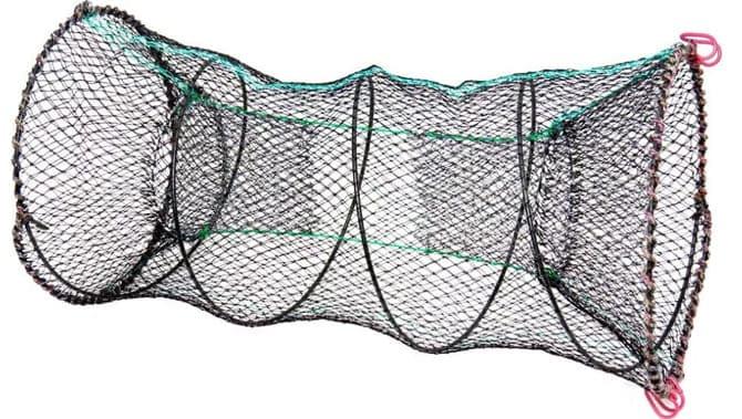Верша рыболовная бочка