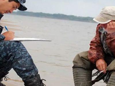 Рыбалка во время самоизоляции