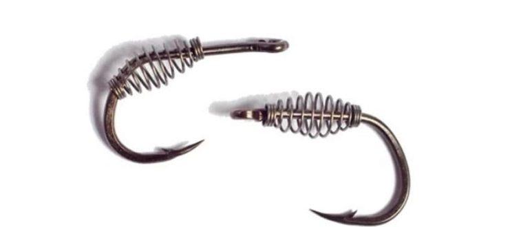 крючки с пружинкой для рыбалки
