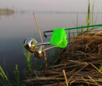 колокольчики бубенчики для рыбалки