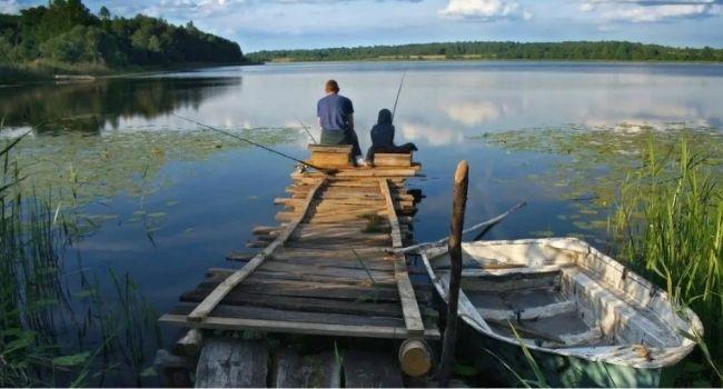 Рыбак-не алкоголик!