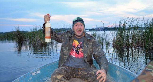 Рыбак-не алкоголик